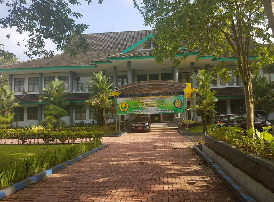 Fakultas Kedokteran Gigi Universitas Jember Melakukan Akreditasi LAM-PTKes